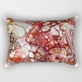 Floating Astronaught Rectangular Pillow