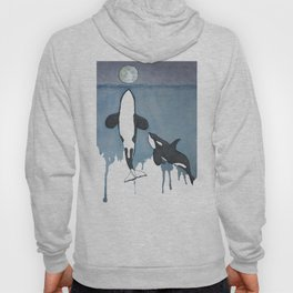 Orca Moon Hoody