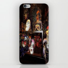 Mardi Gras Madness iPhone Skin