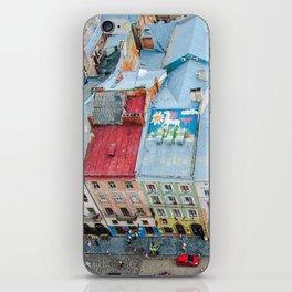 panorama Lviv iPhone Skin