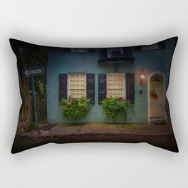 South of Broad - One Way Street Rectangular Pillow