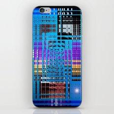 Photonic computers. iPhone & iPod Skin