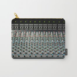 Colorful Analog Turning Knobs with Lights Carry-All Pouch