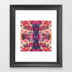 Loves me maybe Framed Art Print