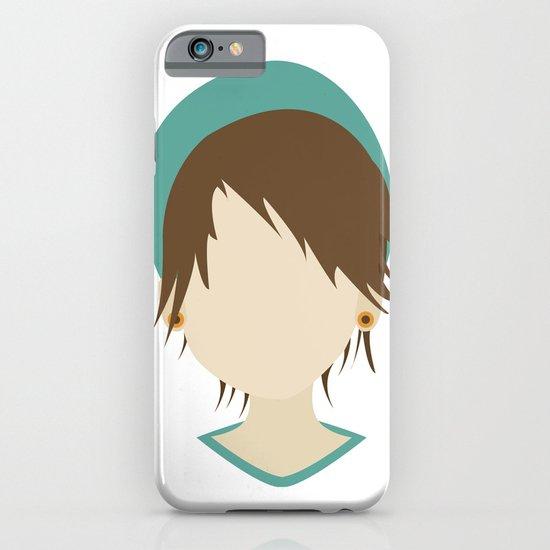Self portrait iPhone & iPod Case
