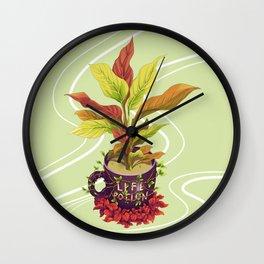 Life Potion Wall Clock