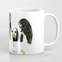 A Sleuth of Bears Coffee Mug