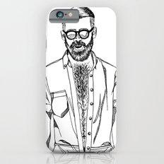 vive les poils iPhone 6s Slim Case