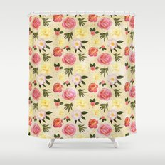 Just As Sweet Shower Curtain