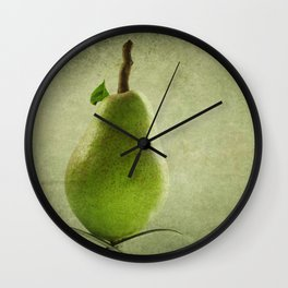 Pears Still Life for home decors Wall Clock