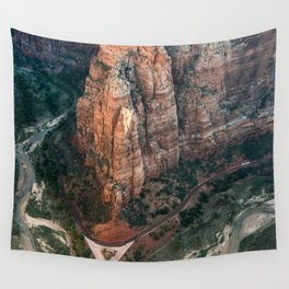 Zion Canyon Wall Tapestry