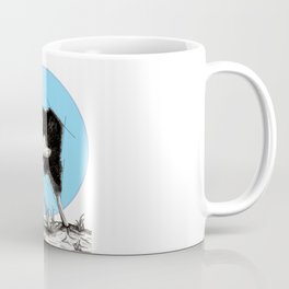 Ostrich Sun Coffee Mug