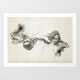 The Bond Art Print