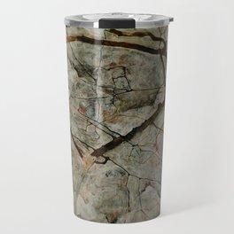 "Egon Schiele ""Autumn Tree in Stirred Air (Winter Tree)"" Travel Mug"