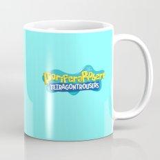 PoriferaRobert TetragonTrousers Mug
