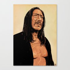 Danny Trejo Canvas Print