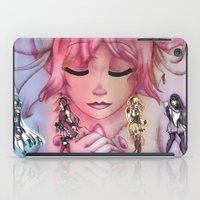 madoka magica iPad Cases featuring Puella Magi Madoka Magica by EternalAshley225
