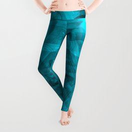 History in a spin Leggings