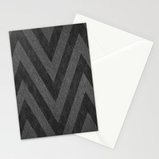 Jersey Chevron Stationery Cards
