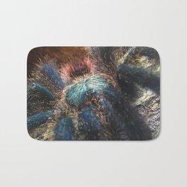Greenbottle Blue Tarantula Bath Mat