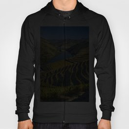 Vineyards in the Douro Valley, Portugal Hoody