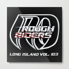 American Outlaws Rough Riders Long Island Vol. 103 Metal Print