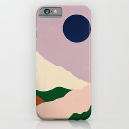 Intangible Land II iPhone Case