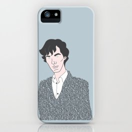 The Police Don't Consult Amateurs iPhone Case