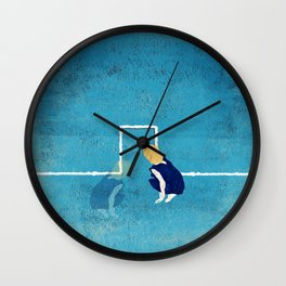 Le passage Wall Clock