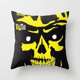 George A. Romero Series :: Creepshow Throw Pillow
