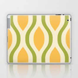 Pretty Ogee Pattern 371 Laptop & iPad Skin