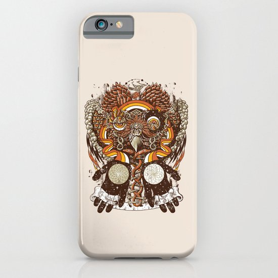 Dreams of a Feather iPhone & iPod Case