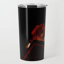 UT Tower At Night Travel Mug