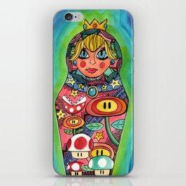 Russian Peach iPhone Skin
