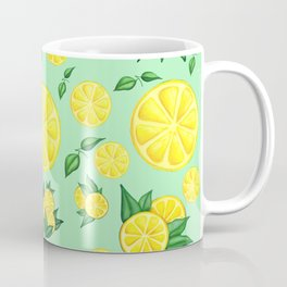 LEMON #1 Coffee Mug