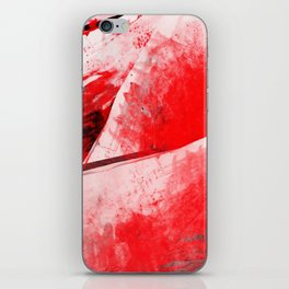 Bloody Mary - Abstract Digital Art iPhone Skin