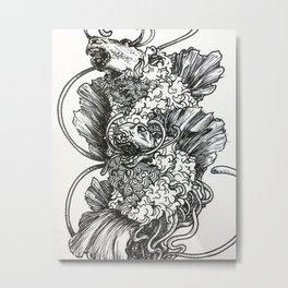 Barometz Metal Print