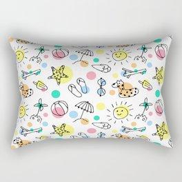 SUMMER PATTERN Rectangular Pillow