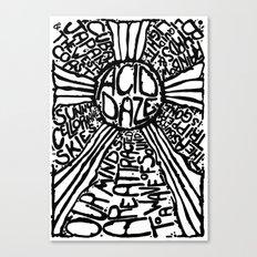 THE ASBURY TRIPPER Canvas Print