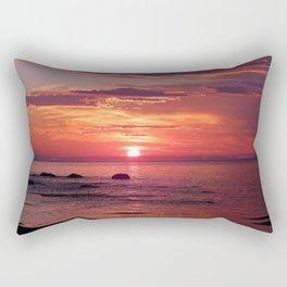The Flamboyant One Rectangular Pillow
