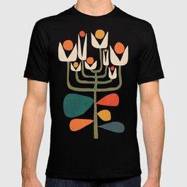Retro botany T-shirt