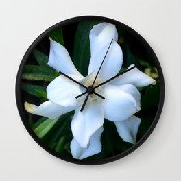 Gardenia Wall Clock