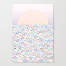 WAVE II Canvas Print