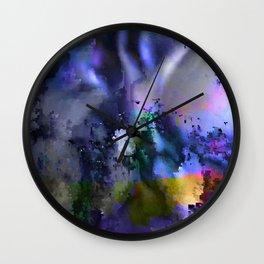 glitch cloud 6. Wall Clock
