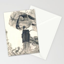 The Mollusk Lingers... Stationery Cards