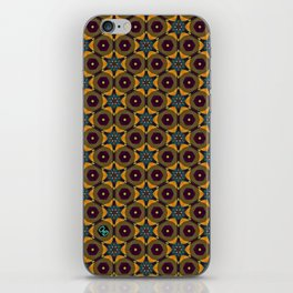 You're Kilim Me! iPhone Skin