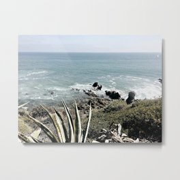 the beautiful pacific Metal Print