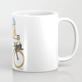 Coffeeneuring Girl Coffee Mug