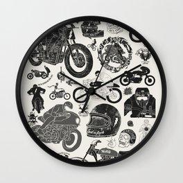 poster02 Wall Clock