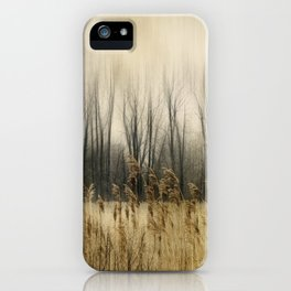 Marsh Edge iPhone Case